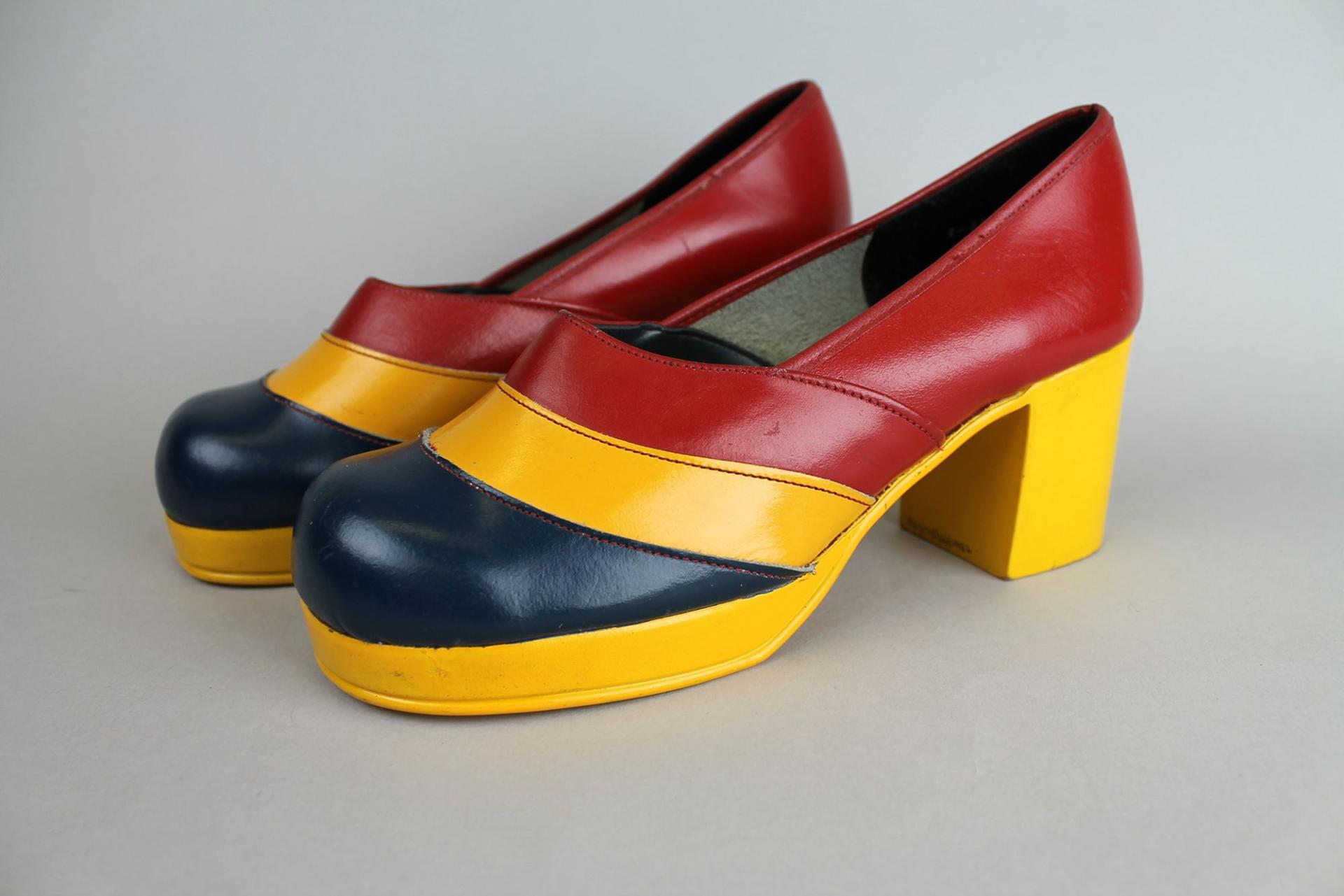 1970s Shoes