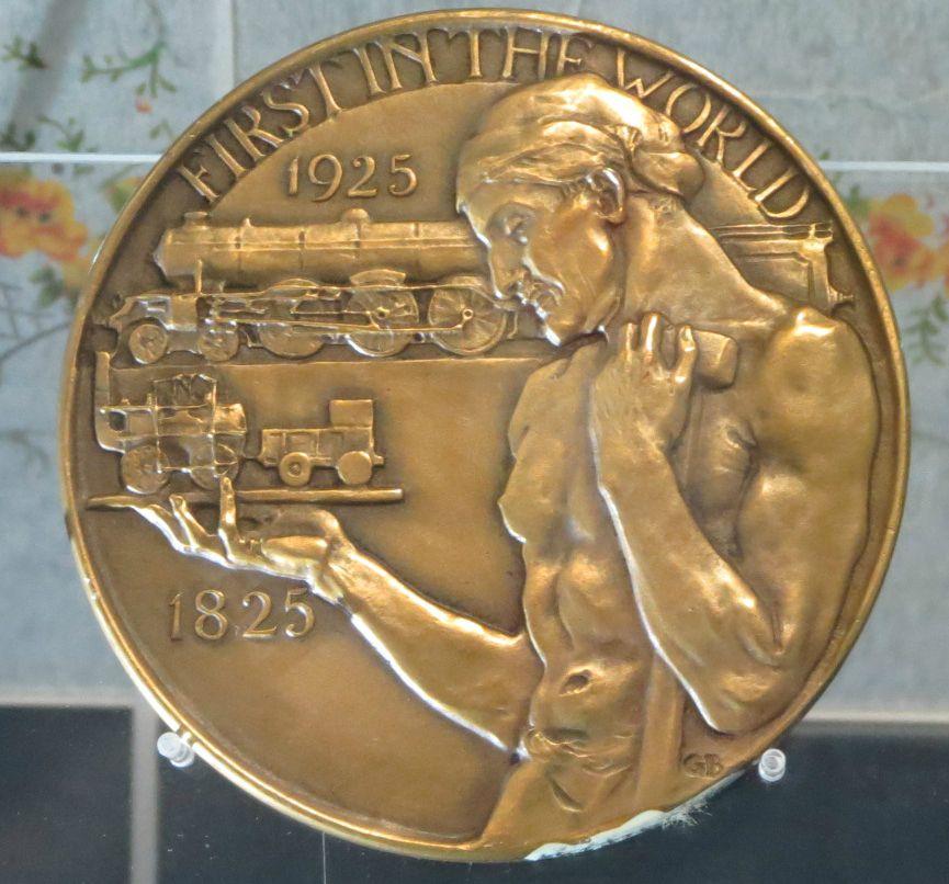 S&DR medallion