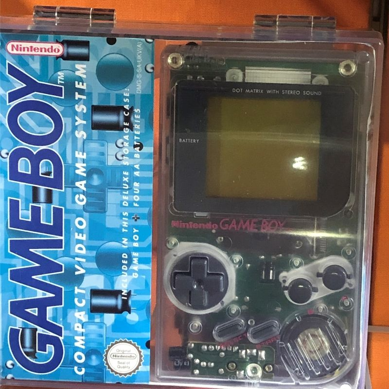 Gameboy From 1995