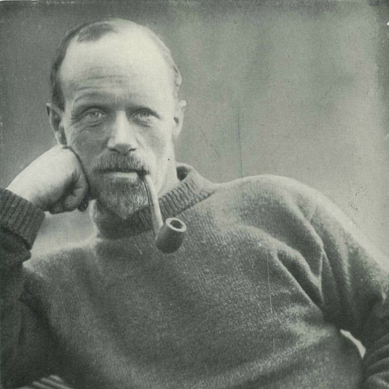 A Portrait Of Frank Wild