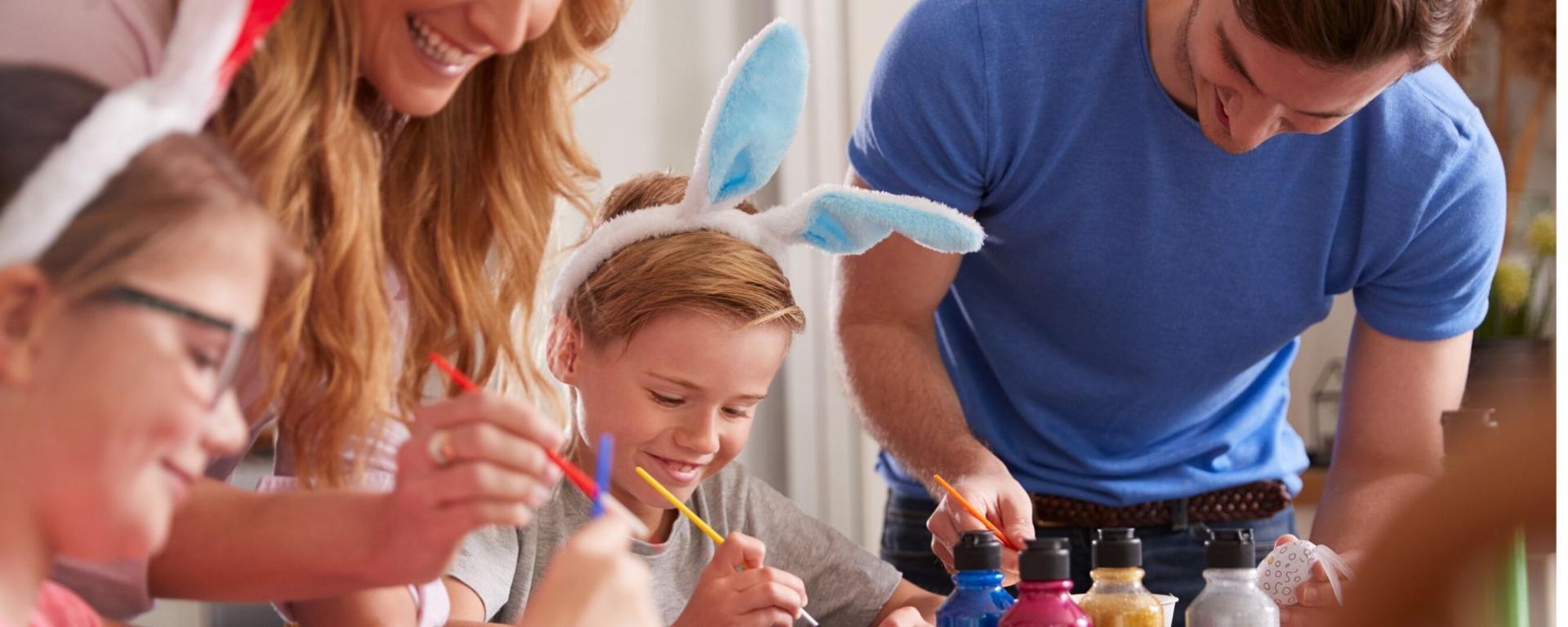 Easter Crafts Hero