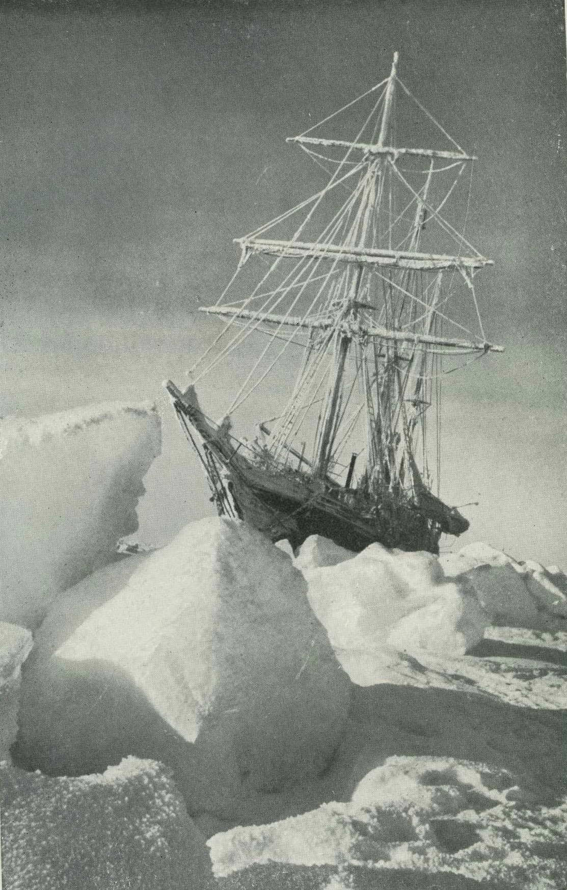 Endurance (trapped In Ice)