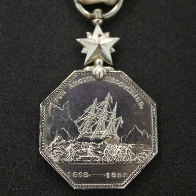 Frank Wild's Polar Medal