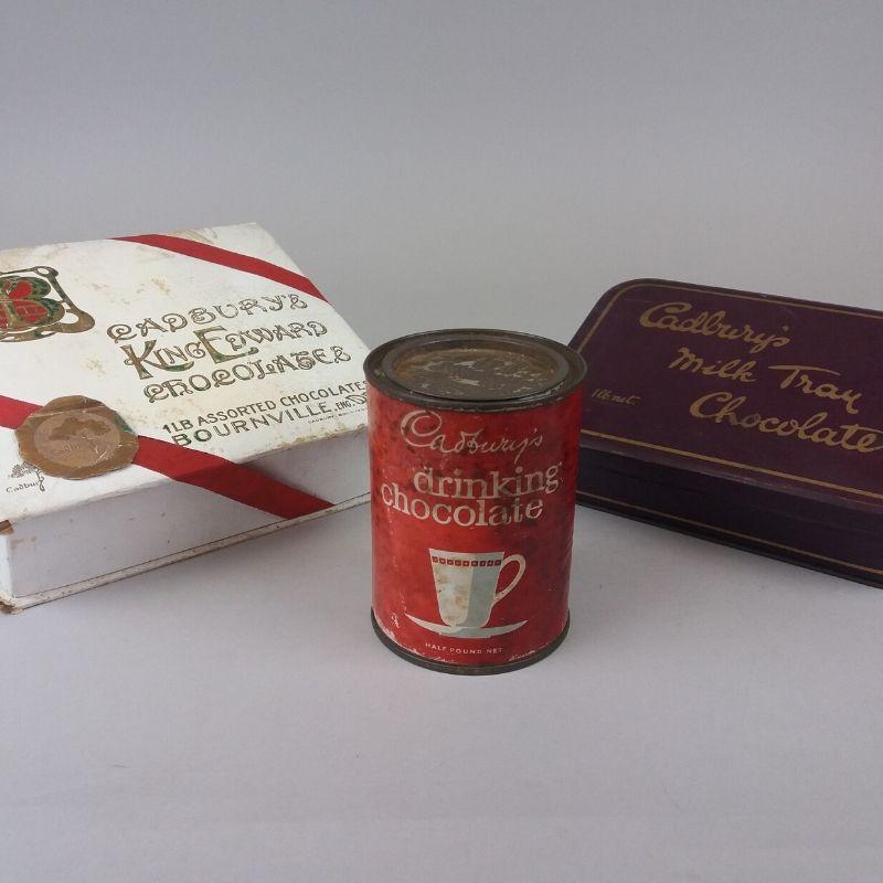Cadbury's Chocolate Boxes