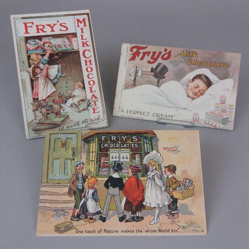 Fry's Postcards