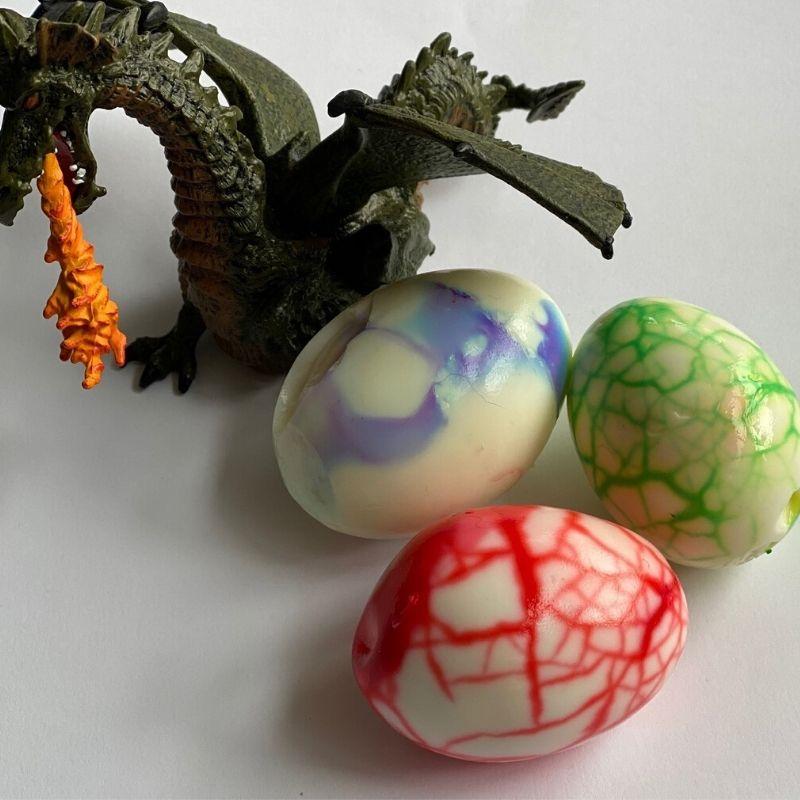 Make Your Own Edible Dragon Or Unicorn Egg