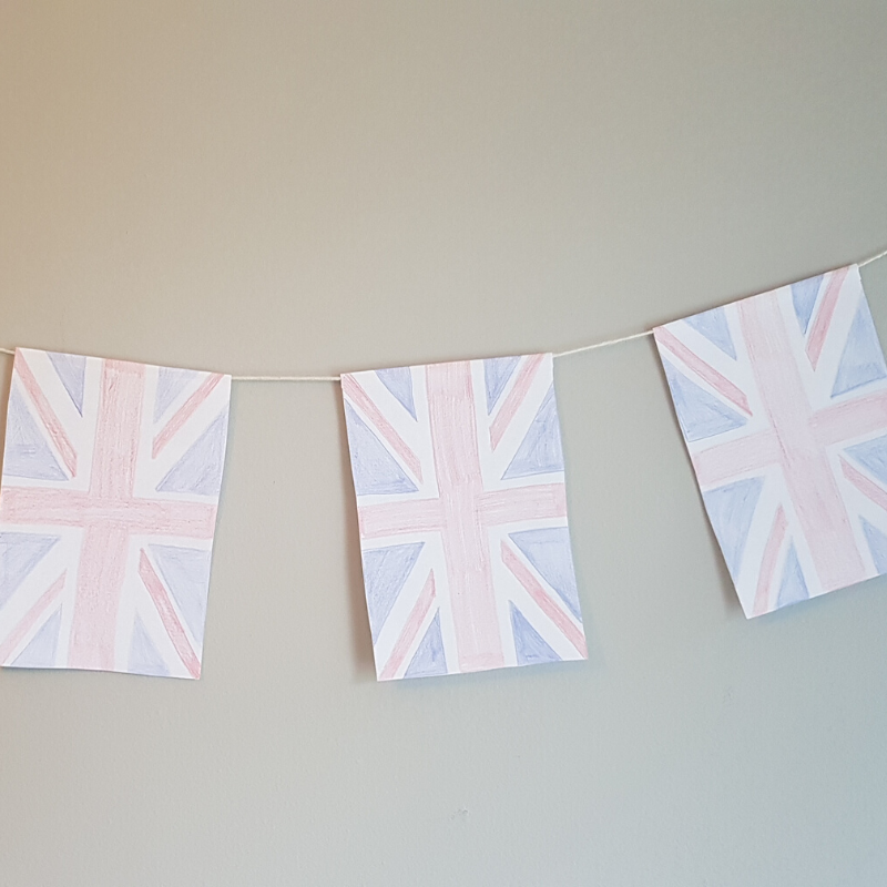 VE Day Flag Bunting