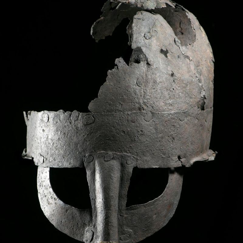 The Yarm Helmet, Following Research And Conservation