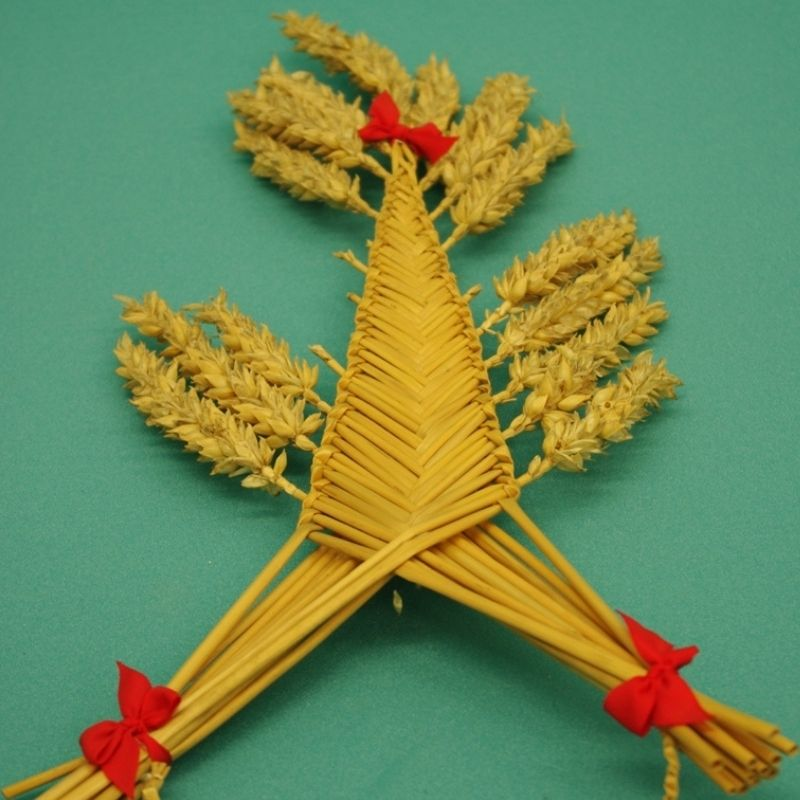 An Image Of A Corn Dolly