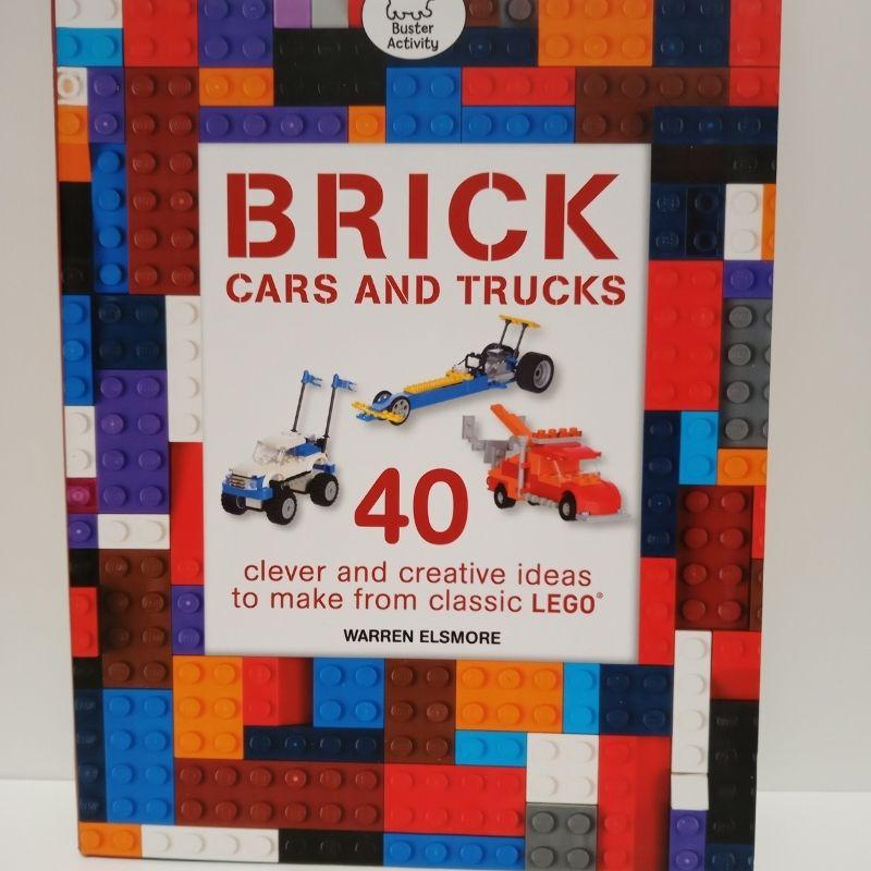 Lego Brick Book