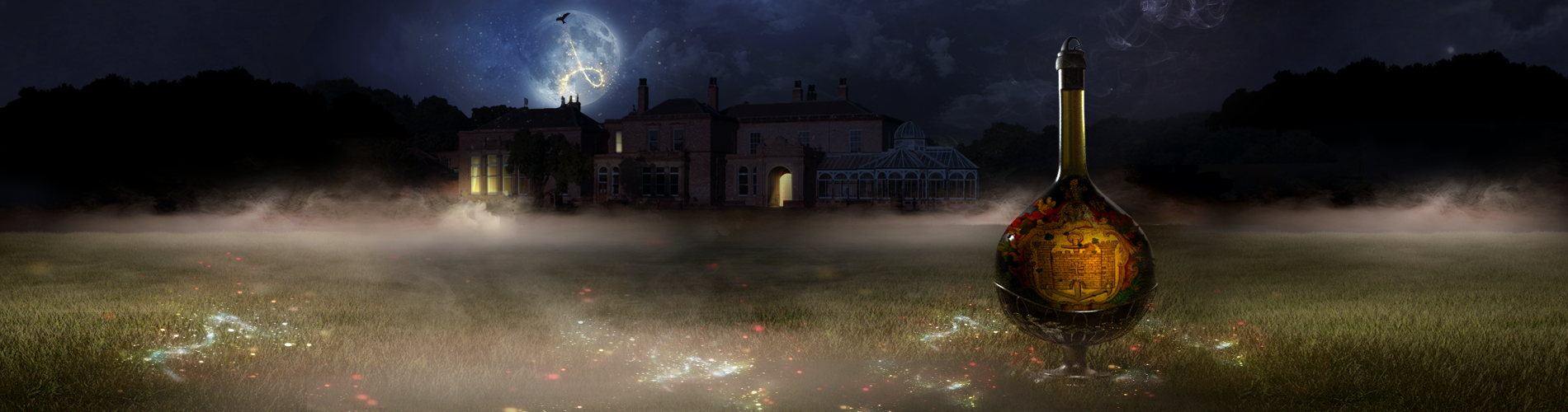 A Curious Halloween Quest – Spooky Walk